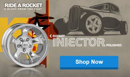 Shop Injector Wheels
