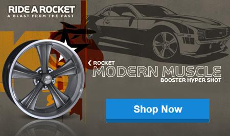 Shop Modern Muscle Wheels