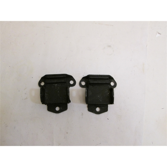 Small Block Chevy Motor Mount Brackets: Small Block Chevy Rubber Motor Mounts