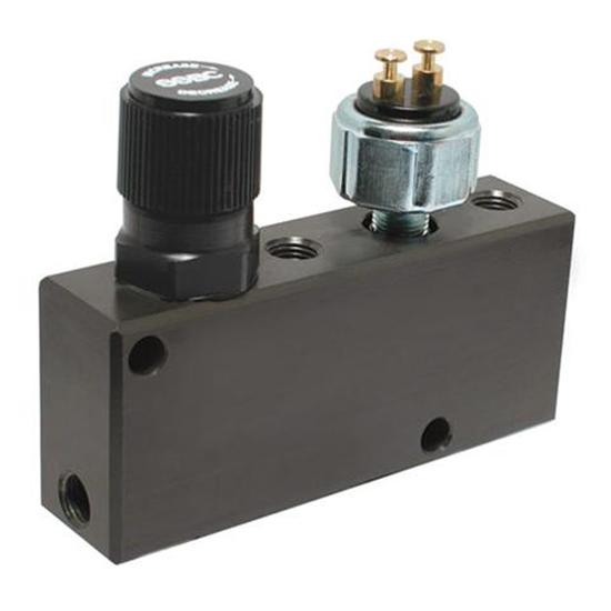 Ford Proportioning Valve Switch : Adjustable proportioning blocks with brake light switch