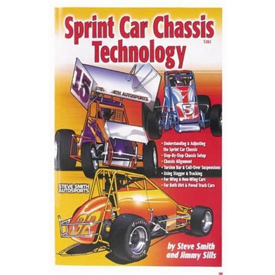 Steve Smith Autosports S282 Book - Sprint Car Chassis ...