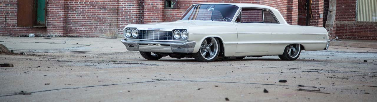 Chevy Impala Parts - Free Shipping @ Speedway Motors