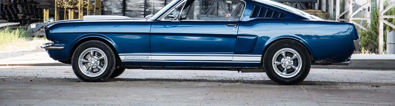 Mustang Banner