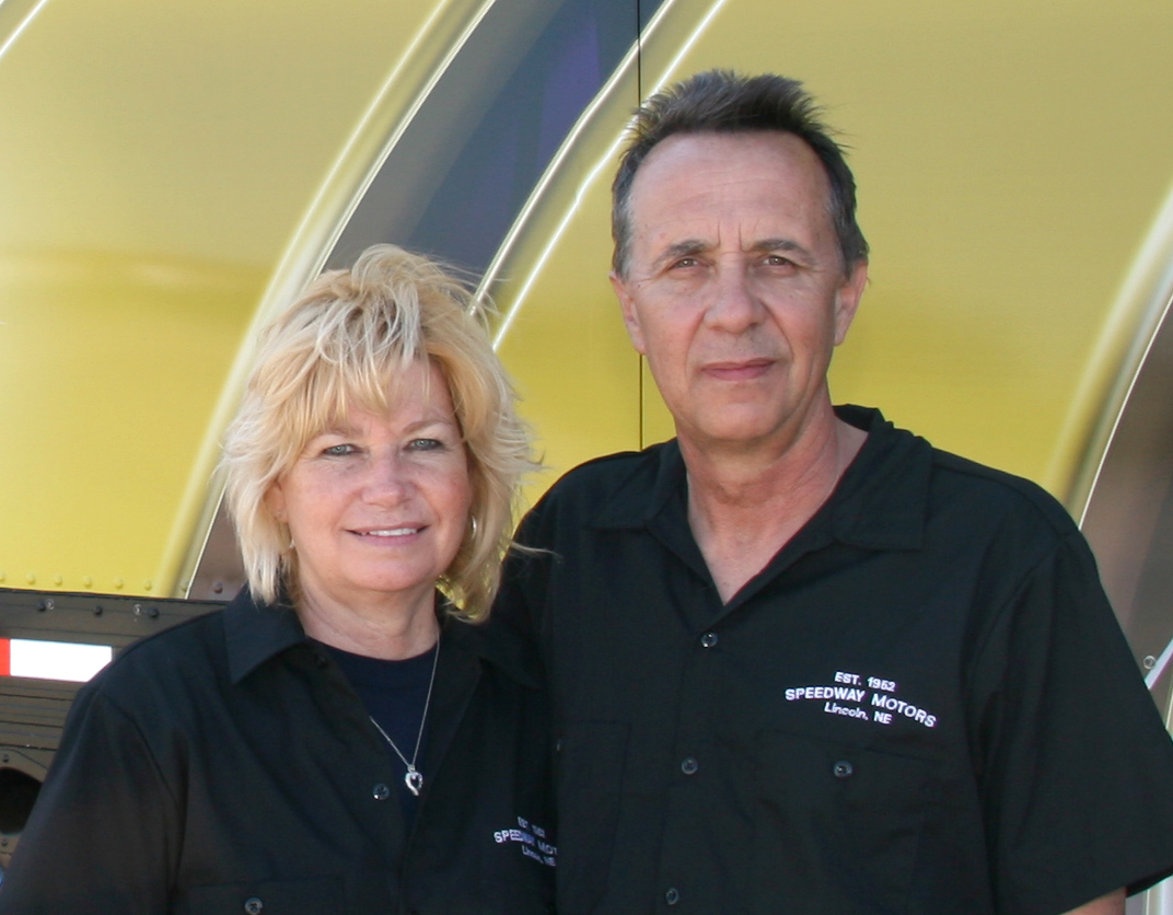 Gene and Starla