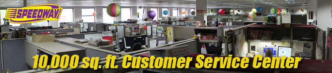 Our Expansive Call Center