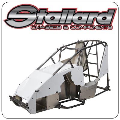 Stallard Chassis Micro Sprint Car Logo