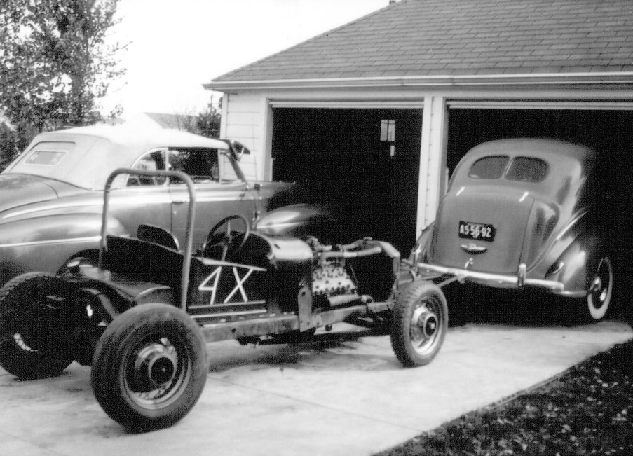 Bills Interest In Street Rods Started Young