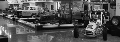The Speedway Motors Museum of American Speed