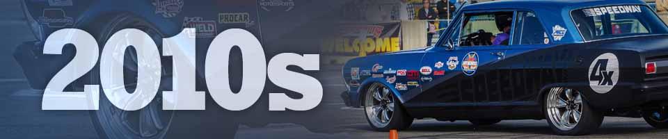 Speedway Motors - 2010's History