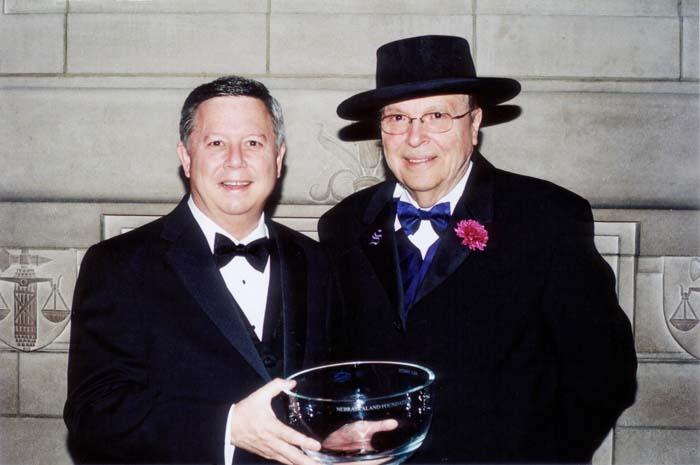 Nebraskaland Foundation Trailblazer Award