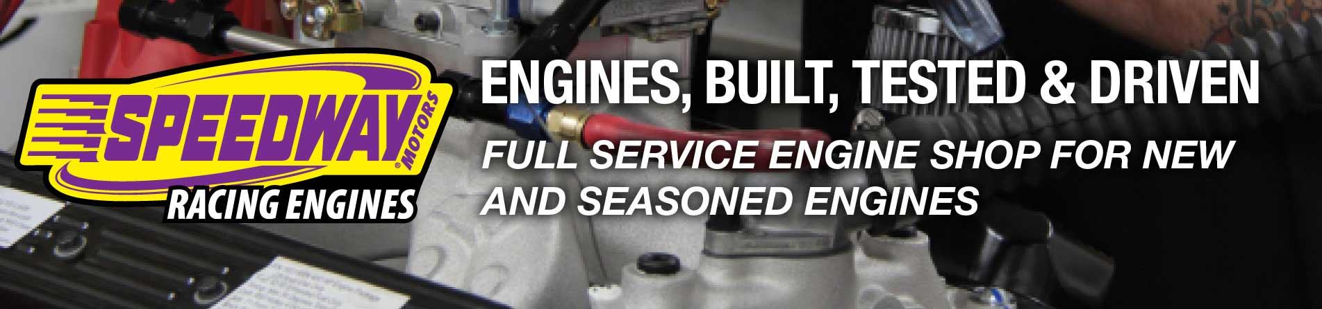 Speedway Racing Engines