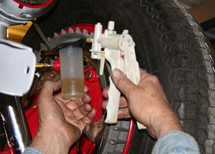 Brake Tech Image