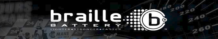 Shop Braille Battery At Speedway Motors