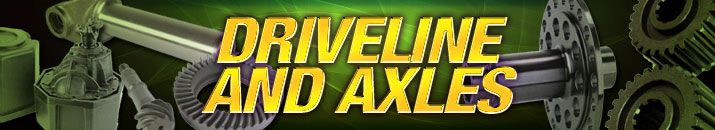 Shop Driveline and Axles At Speedway Motors