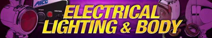 Shop Electrical, Lighting and Body At Speedway Motors