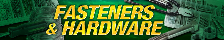 Shop Fasteners and Hardware At Speedway Motors