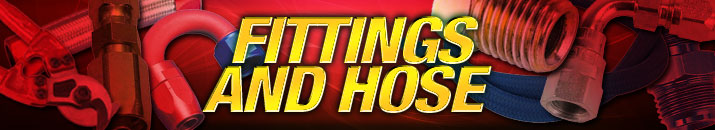 Shop Fittings and Hoses At Speedway Motors