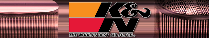 Shop K&N Filters At Speedway Motors