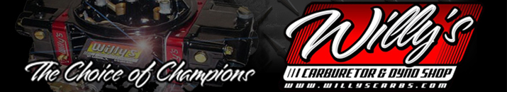 Shop Willys Carbs At Speedway Motors
