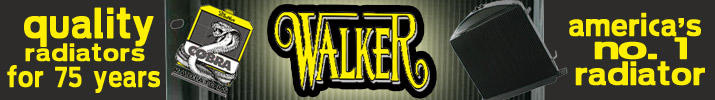 Shop Walker Radiator Works At Speedway Motors
