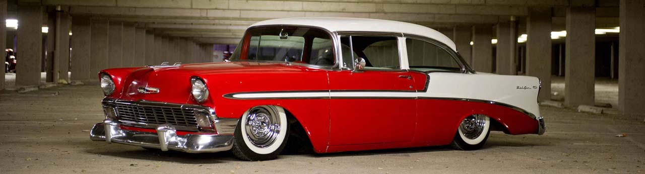 1955 Chevy Car