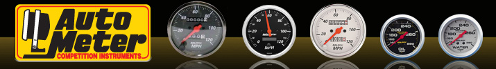 Shop Auto Meter At Speedway Motors