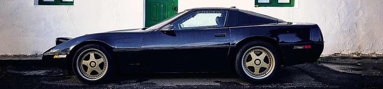 1993 Corvette Parts