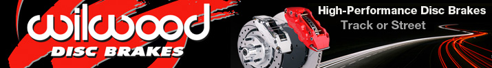 Shop Wilwood Disc Brakes At Speedway Motors