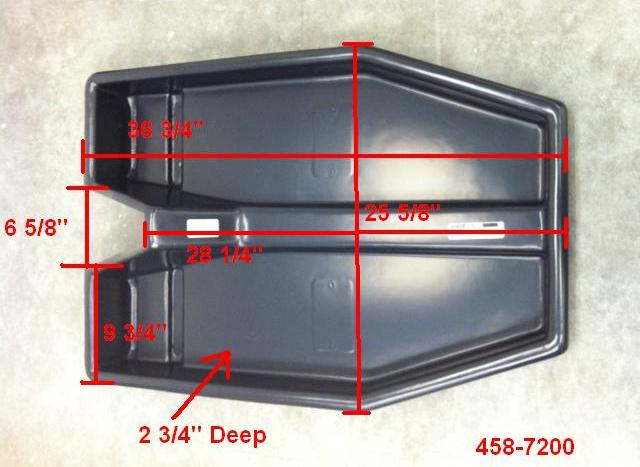 Jaz Products 720 000 01 Engine Stand Drip Tray