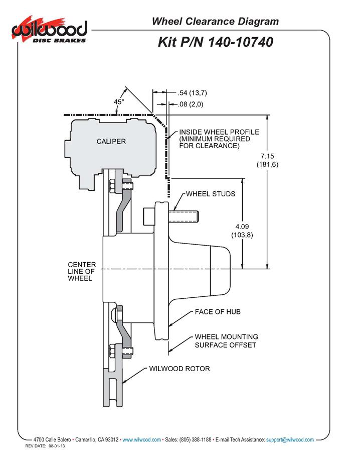 1964 dodge polara wiring diagram wilwood 140 10740 dr dp6 front disc brake kit  1962 72  wilwood 140 10740 dr dp6 front disc brake kit  1962 72