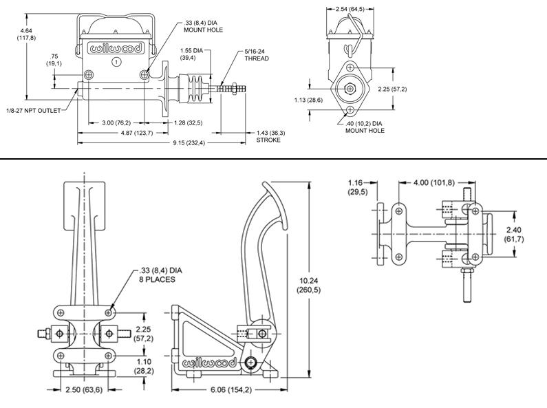 gm master cylinder diagram on how it works  gm  auto parts