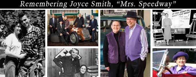 Remembering Joyce Smith