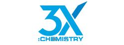 3X Chemistry Logo