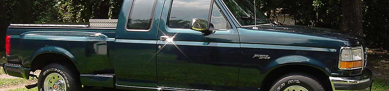 1983 F150 parts