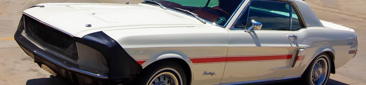 67 Mustang Parts