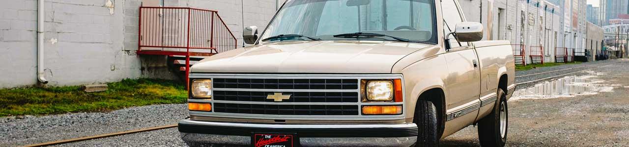 1991 Chevy C1500 Parts