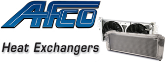 Shop AFCO Heat Exchangers At Speedway Motors