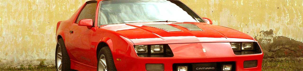 1983 Camaro Parts