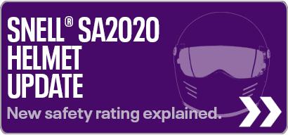 Snell SA2020 Helmet Update
