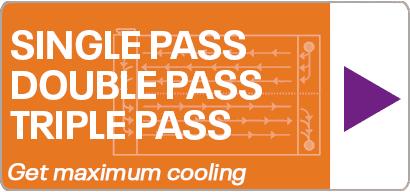 Single Pass, Double Pass, Triple Pass