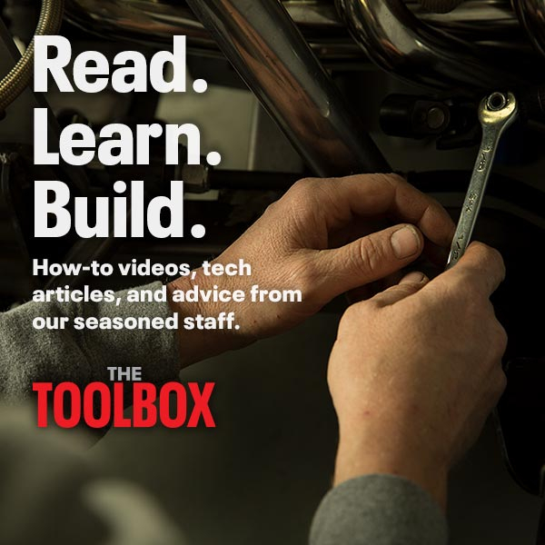 The Toolbox | Read. Learn. Build.