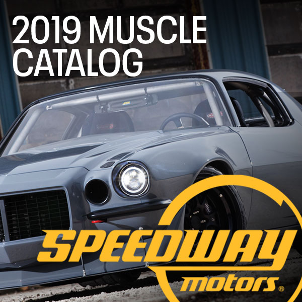 Performance Racing Parts & Hot Rod Parts - Free Shipping   Speedway Motors