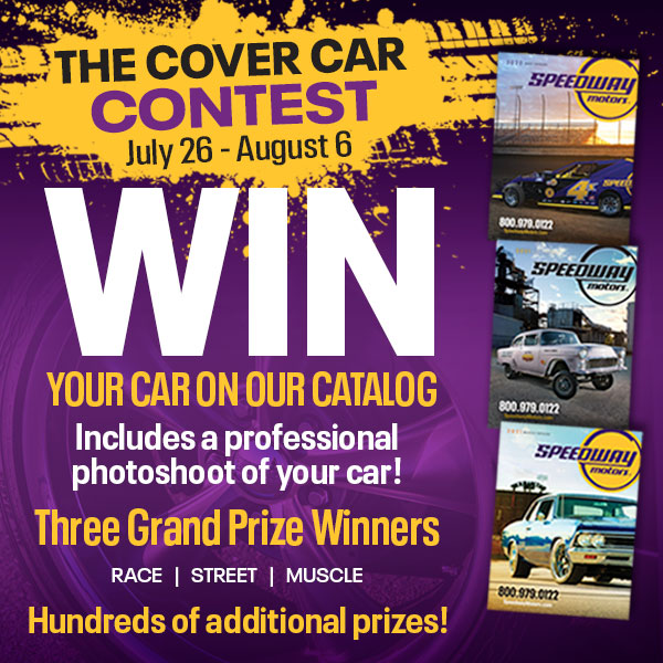 The Car Cover Contest