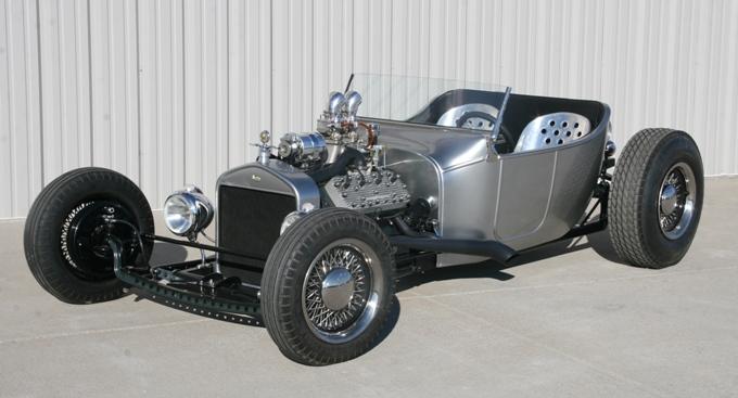 Speedway's Original Tribute-T Concept