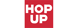 Hop Up Logo