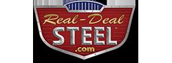 Real Deal Steel logo